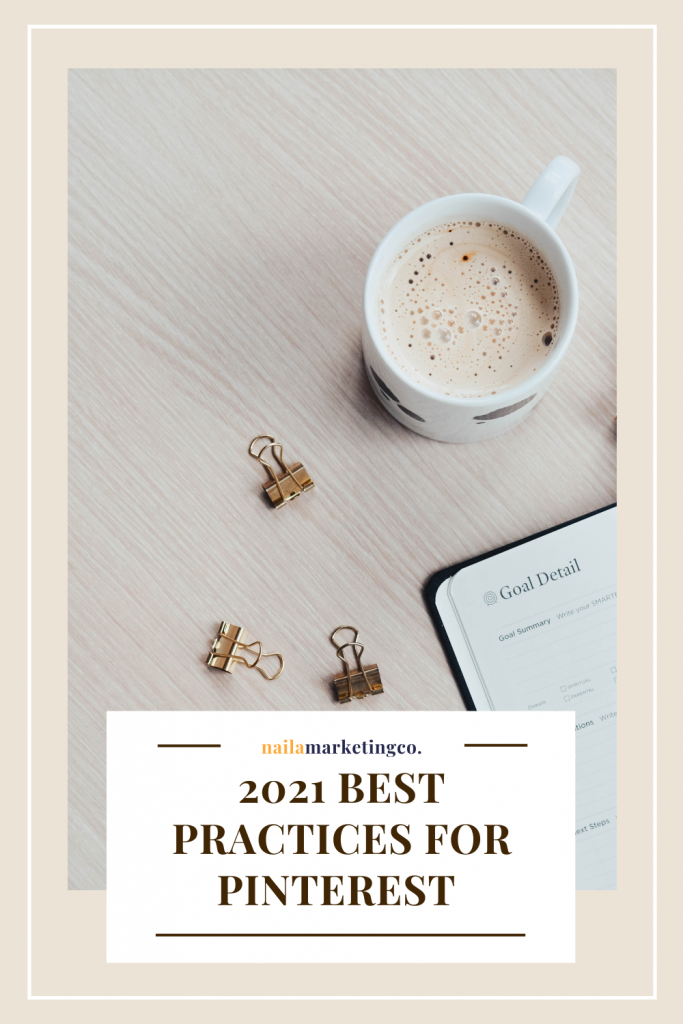 Best practices for Pinterest
